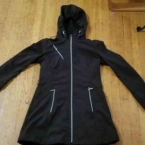 Black jacket 'laundry' by Shelli Segal
